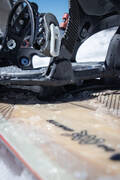 SNOWBOARD TOOLS & COVERS Snowboarding - DESKA CARVING BOOSTER  DREAMSCAPE - Snowboardové vybavení