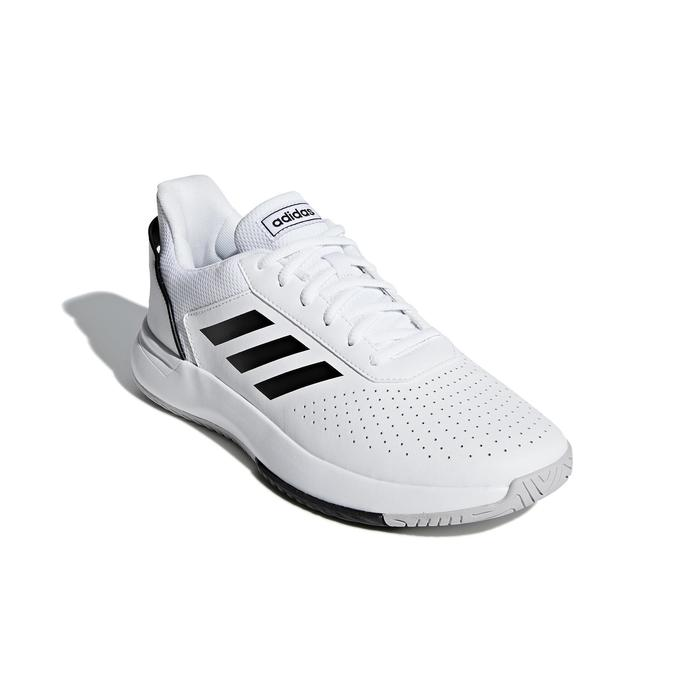 CHAUSSURES DE TENNIS HOMME COURTSMASH BLANCHES