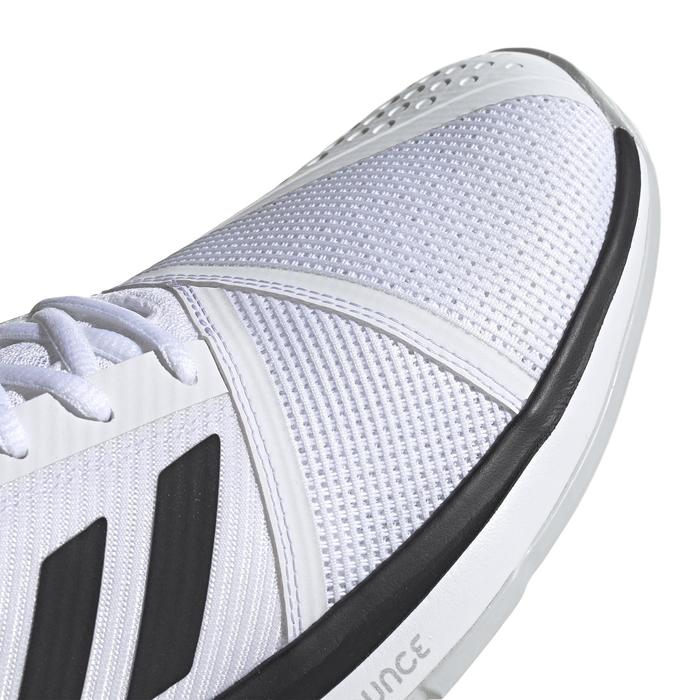 Tennisschoenen heren Courtjam Bounce wit