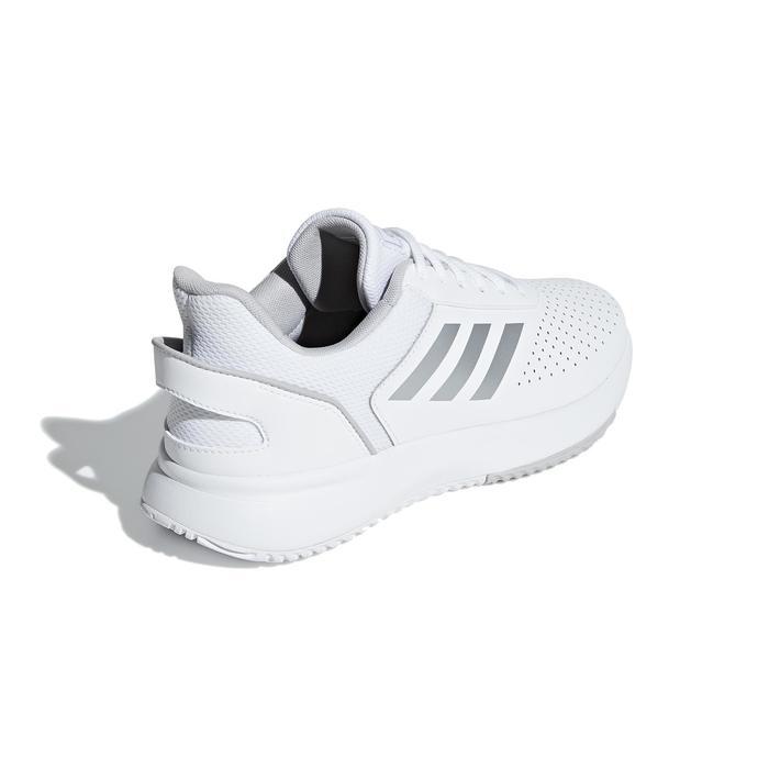 Tennisschoenen voor dames Adidas Courtsmash wit