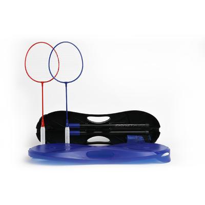 Set Bádminton (Red, 2 Raquetas y 2 Volantes) Perfly Easy Set 3M Azul