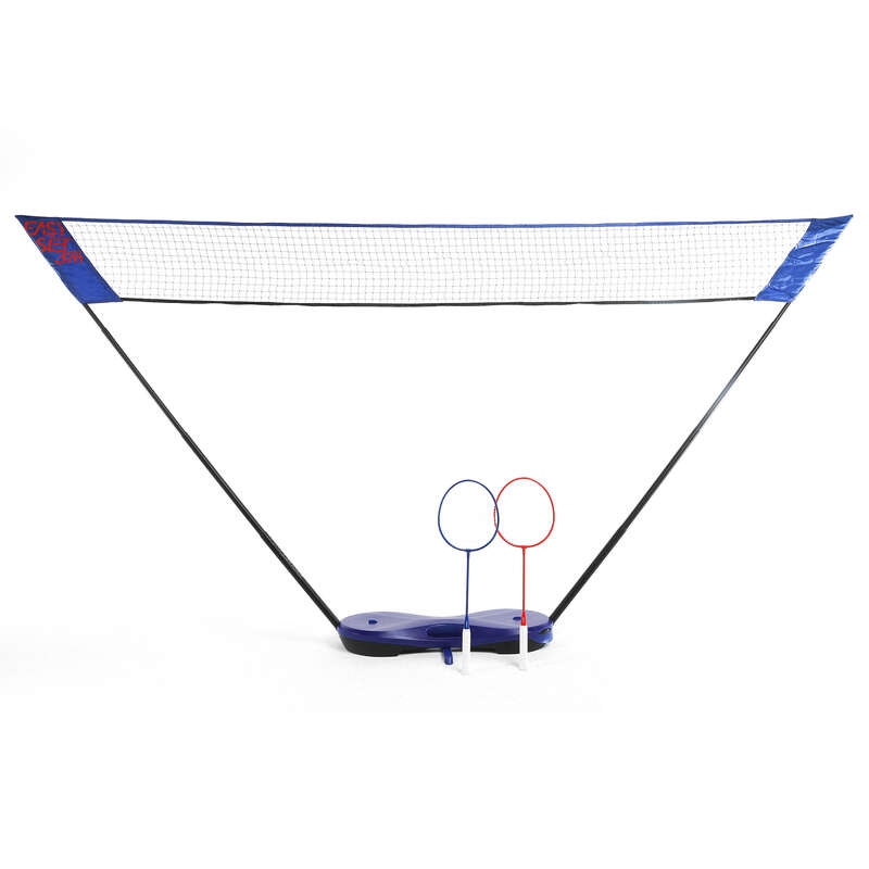 SET/UTRUSTNING FÖR BADMINTON Racketsport - Badminton Easy Set 3 m PERFLY - Badmintonutrustning