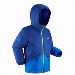 Winterjas jongens   Ski jas jongen   100 blauw  Wedze