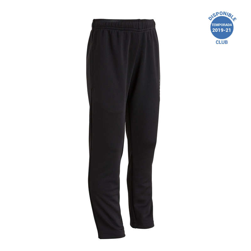 JR COLD WEATHER OUTFIT - Kids' Football Bottoms F100 KIPSTA