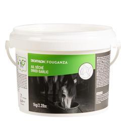Complemento alimenticio equitación caballo y poni AJO en sémola - 1kg