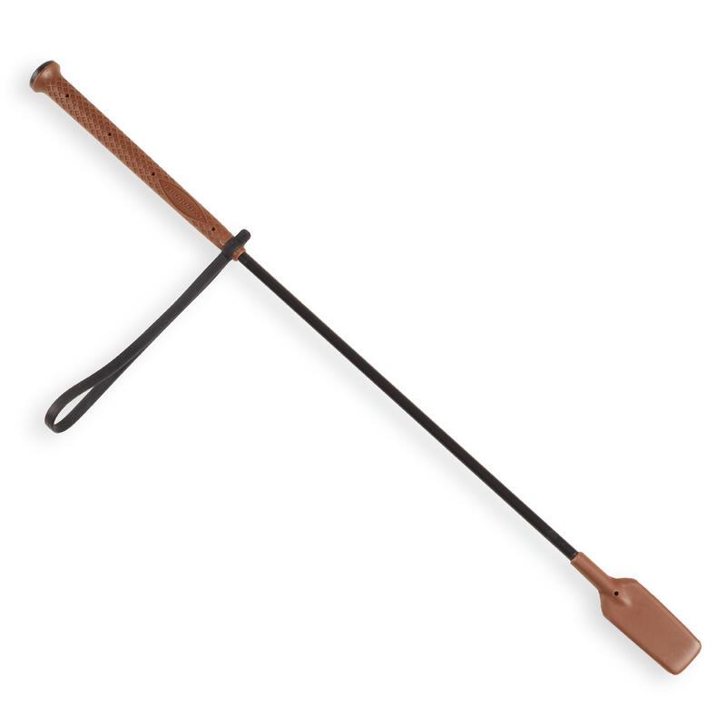 Binicilik Kamçısı - Kahverengi - 58 cm - 500