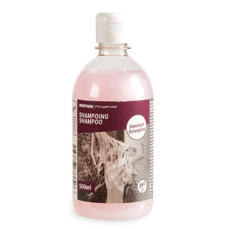 Žirgams ir poniams skirtas šampūnas su kondicionieriumi, 500 ml