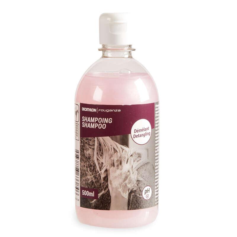 Lóápoló szerek Lovaglás - 2 az 1-ben lósampon, 500 ml FOUGANZA - Lovaglás