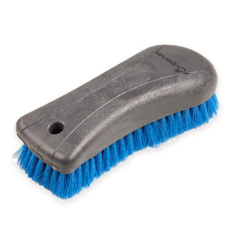 Schooling Horse Riding Soft Brush Large - Electric Blue
