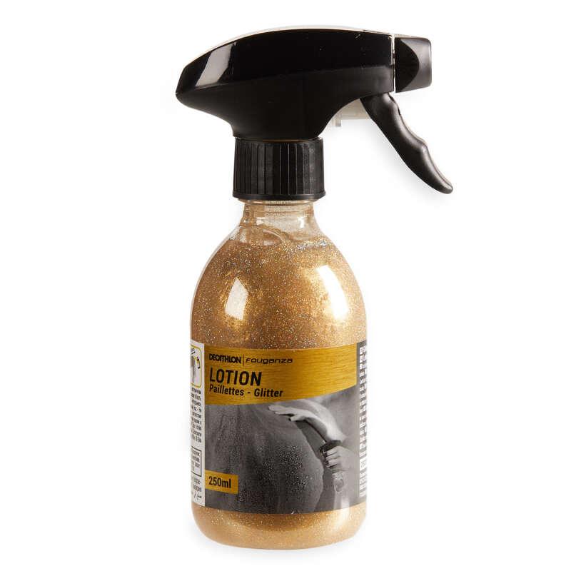 HÄSTVÅRD Ridsport - Glitterlotion 250 ml FOUGANZA - Hästvård