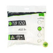 Tennis Ball TB120 x 72 - Green Dot