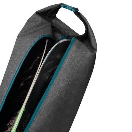 SKI BAG 500 - GREEN AND GREY
