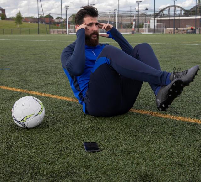 Se muscler pour le football sans matériel | Kipsta by Decathlon