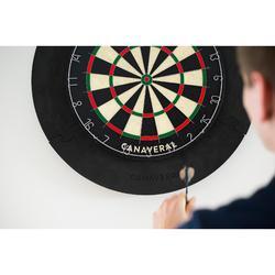 Beschermingsring darts zwart