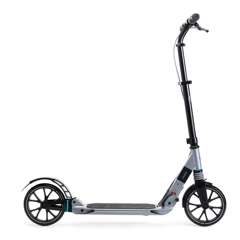 Adult Kick Scooter Town 7XL - Black