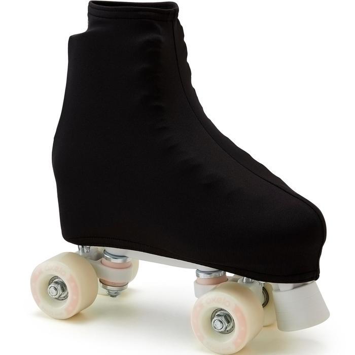 Cache-patins artistique noir