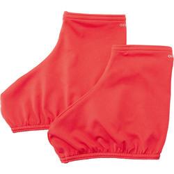 Kunstschaatshoes roze
