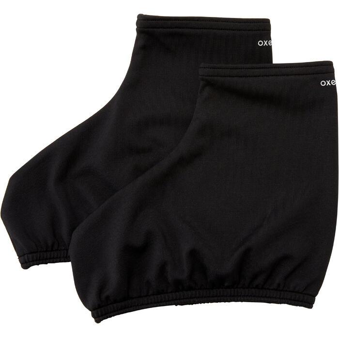 Kunstschaatshoes zwart