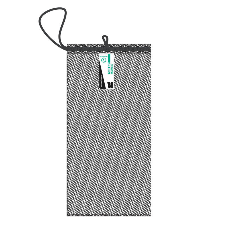 Snorkelling Bag SNK 500, recycled mesh