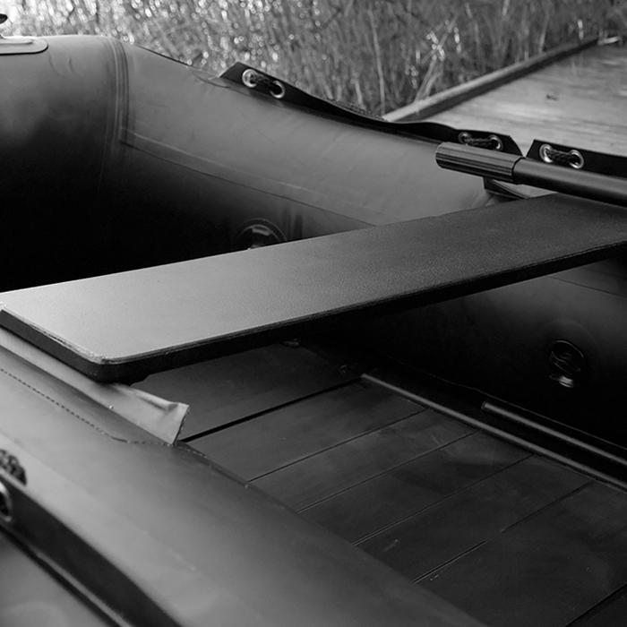 """Schlauchboot """"Black Boat One"""" 180 Karpfenangeln"""