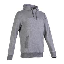 Men's Gentle Gym & Pilates Sweatshirt - Grey