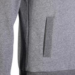 Men's Gentle Gym & Pilates Sweatshirt - Grey
