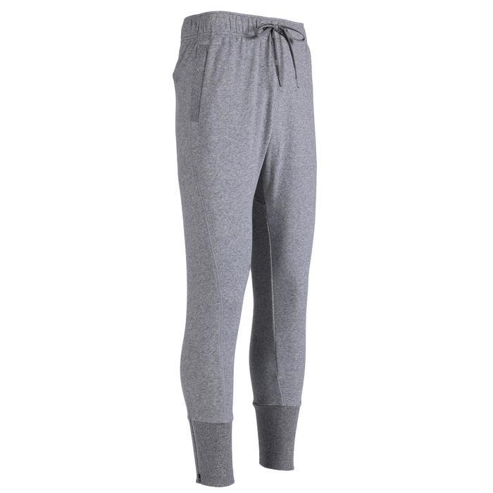 Men's Gentle Gym & Pilates Bottoms - Grey