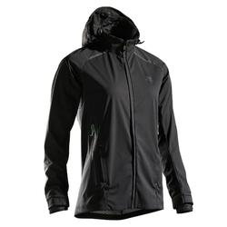 WOMEN'S RUNNING JACKET KIPRUN WARM REGUL - BLACK