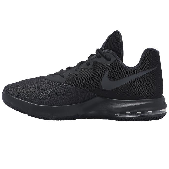 Chaussures de basketball AIR MAX INFURIATE 3 noire pour basketteur confirmé