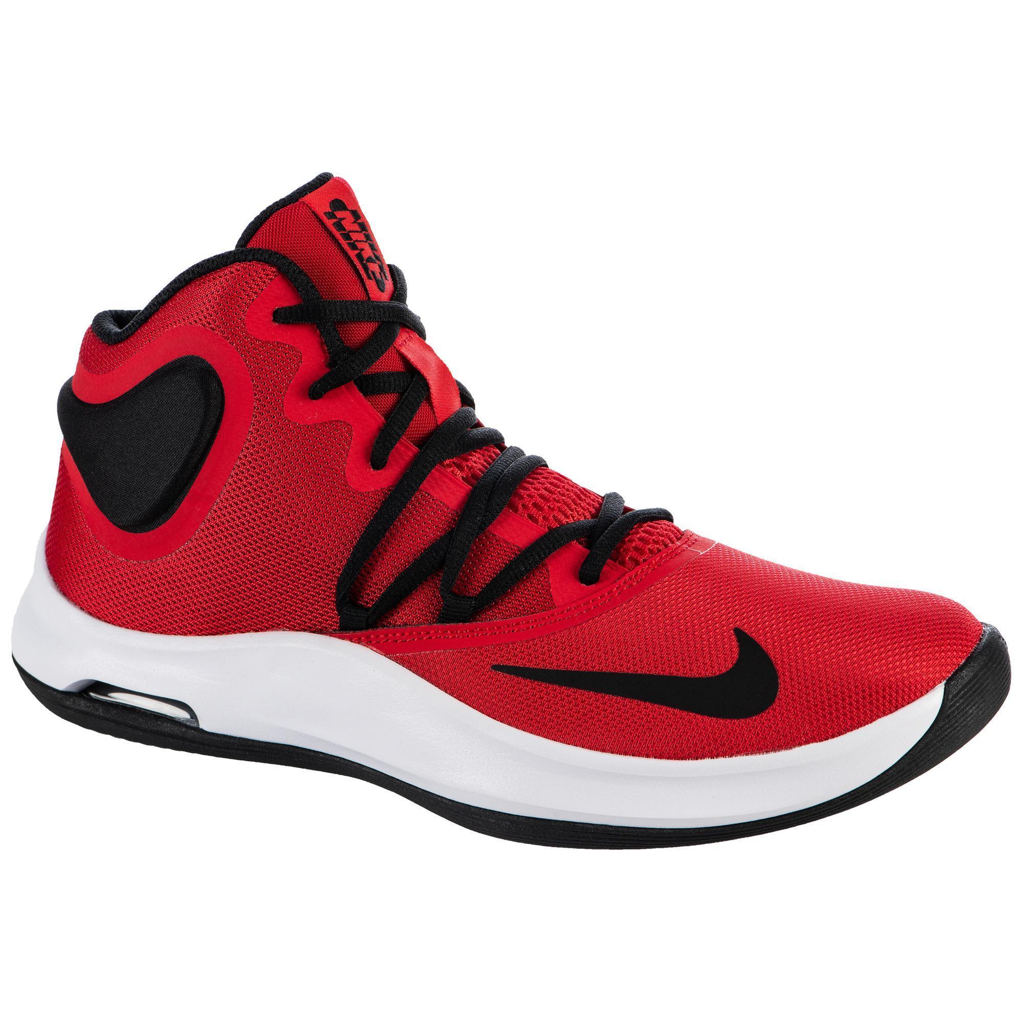 chaussures de séparation 66811 1aca5 Chaussure de basketball NIKE AIR NIKE AIR VERSITILE 4 rouge pour homme  confirmé