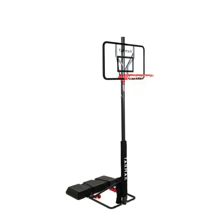 Panier de Basket enfant/adulte B100 Easy Polycarbonate. Réglable sans outils .