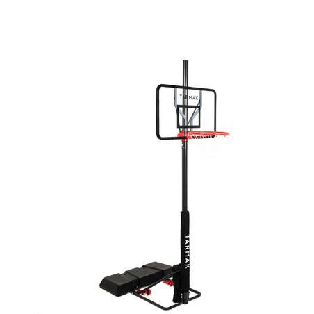 """Bērnu/pieaugušo polikarbonāta basketbola grozs """"B100 Easy""""."""