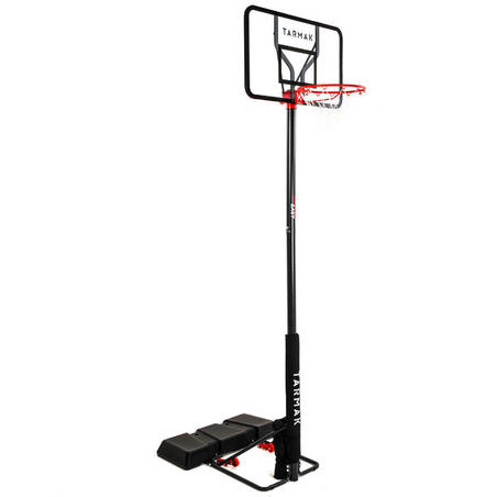 B100 Easy Polycarbonate Basketball Basket Tool-free adjustment