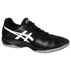 Chaussure de Badminton, Squash, Sports Indoor Gel Tactic 2 Noir