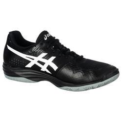 Squash-/badmintonschoenen voor indoorsporten Asics Gel Tactic 2 Zwart