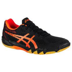 Squash-/badmintonschoenen Asics Gel Blade 7 zwart/oranje