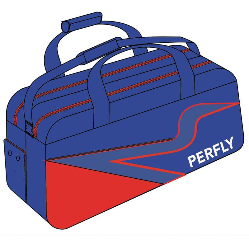 BADMINTON BAGS Bags - BL 990 BAG BLUE RED PERFLY - Bags