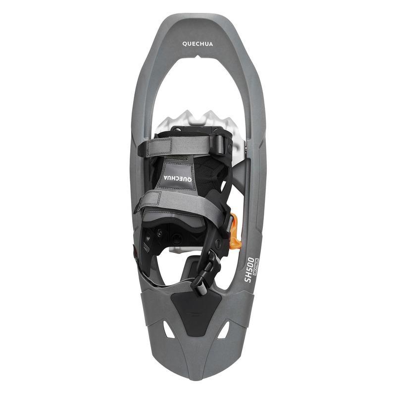 Sneeuwschoenen SH500 middelgroot frame grijs