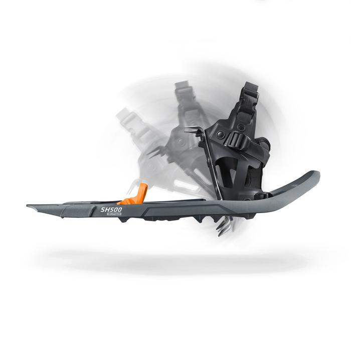 Sneeuwschoenen SH500 grijs