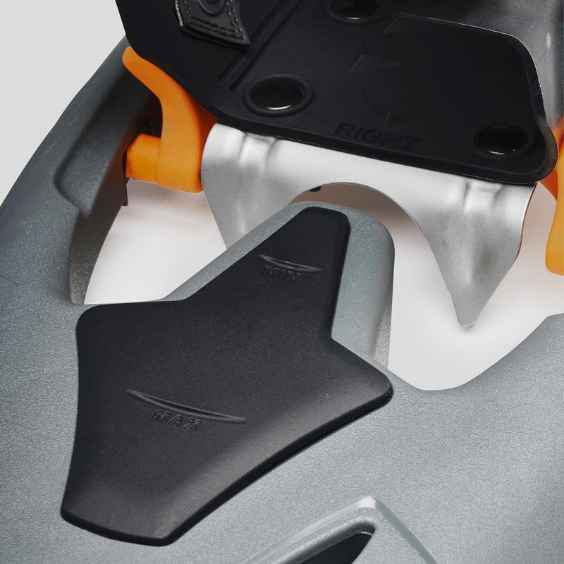 Raquetas de nieve SH500 gris