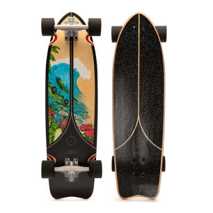 new fish 2000 longboard chill cruising decathlon