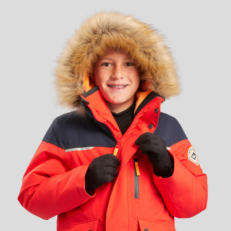 SH500 U-Warm Jacket - Kids