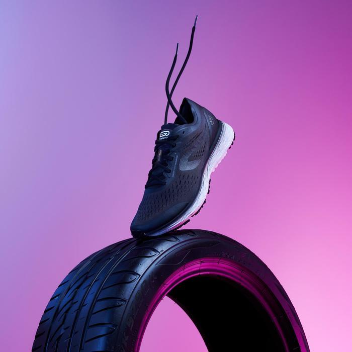 男款跑鞋KIPRUN KS LIGHT - 黑色