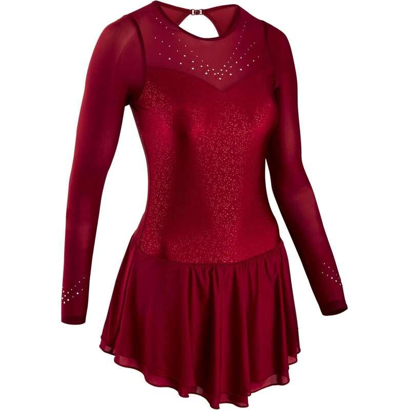 AD FIGURE SKATING CLOTHES Skridskor, Konståkning - Konståkningsdräkt OXELO - Skridskor - Konståkning