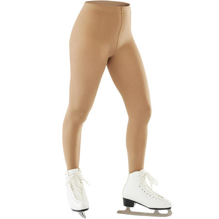 Adult Figure Skating Tights with Feet