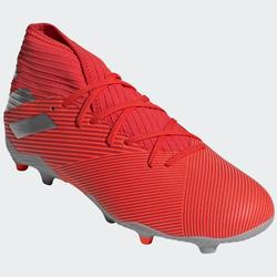 Voetbalschoenen voor volwassenen Nemeziz 19.3 FG oranje