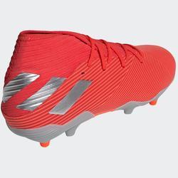 Chaussure de football adulte Nemeziz 19.3 FG Adidas orange