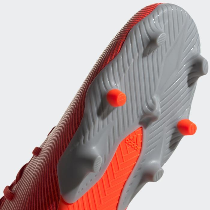 Botas de Fútbol Adidas Nemeziz 19.3 FG adulto naranja