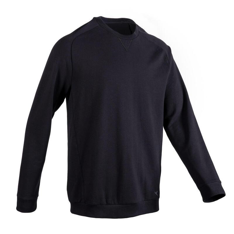 Men's Sweatshirt 120 - Black
