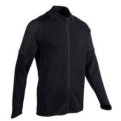 Men's Zip-Up Jacket Free Move - Black